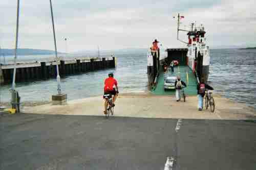 Claonaig Ferry