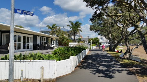 The genteel and historic Russell in the beautiful Bay of Islands on the New Zealand North Island